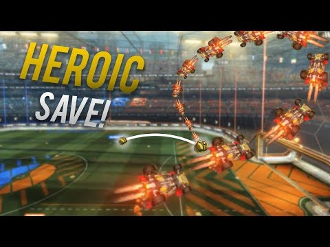 Rocket League Gamers Are Awesome #11 | BEST GOALS & SAVES MONTAGE