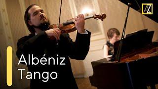 ALBENIZ: Tango - Antal Zalai, violin - classical music