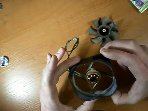 Ремонт кулера процессора