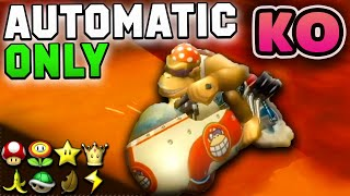 Mario Kart Wii - Automatic KNOCKOUT Tournament