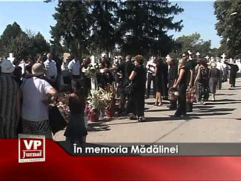 In memoria Madalinei