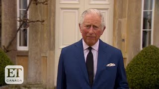 Prince Charles Shares Touching Message About His Late Father Prince Philip