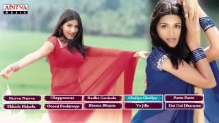 Sonali Bindre Tollywood Hit Songs  || jukebox