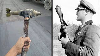 12 Weirdest But Amazing Military Weapons Ever Created!