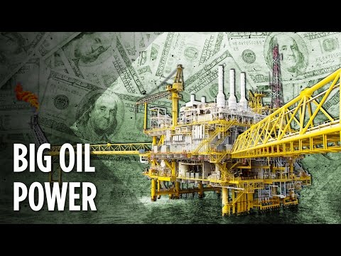 How Powerful Is Big Oil?