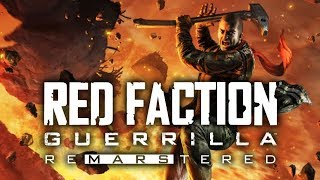 Red Faction Guerrilla Re-Mars-tered - Hammer Time
