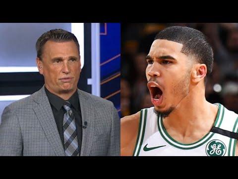 [BREAKING] Tim Leger SHOCKED Boston Celtics def. Miami Heat Game 3; Jayson Tatum comeback on race