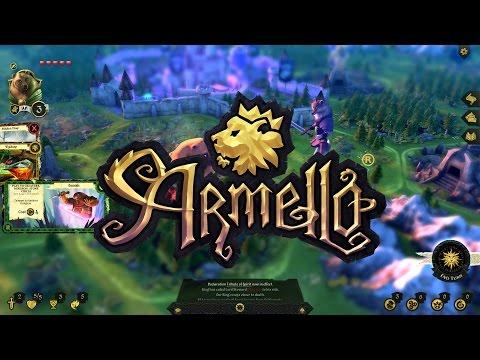 Vídeo do Armello
