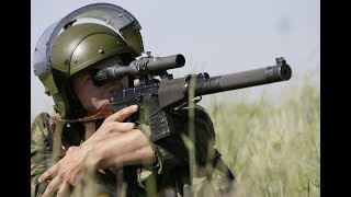 Бесшумное оружие спецподразделений России.