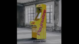 KYLE - Playinwitme (feat.  Kehlani) [Clean Edit]