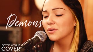 Demons - Imagine Dragons (Boyce Avenue feat. Jennel Garcia acoustic cover) on Spotify & Apple