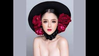 Trang Điểm Kiểu Mắt Nâu Môi Trầm Cực Sang Chảnh / Hùng Việt Makeup