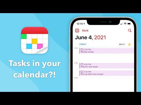 User Stories: Get Your Tasks in Fantastical