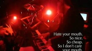 (HD*Subbed) X JAPAN hide - Doubt / Zilch ver.