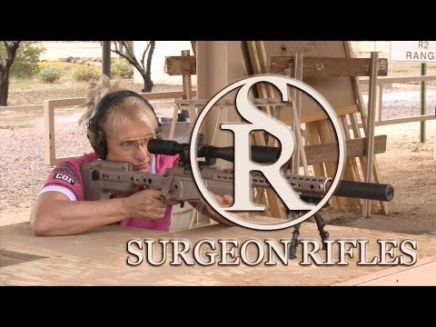Surgeon Concealable Sniper Rifle