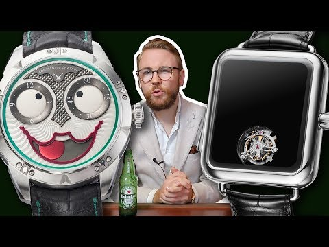 De 10 RAARSTE horloges