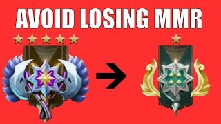 5 Common Mistakes You Can Make That Will Ruin Your MMR | NEW RANKED SEASON 2 CALIBRATION
