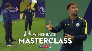 How to play wing-back under Pep Guardiola | Kyle Walker