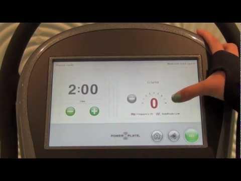 Видеообзор вибротренажер Power Plate Pro7