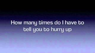Alanis Morissette - Perfect Lyrics