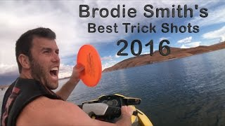 Best Trick Shots of 2016 | Brodie Smith
