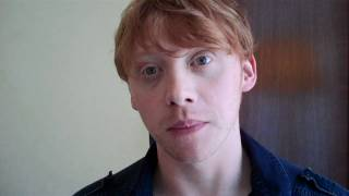Руперт Гринт, Rupert Grint speaks with the HFPA.