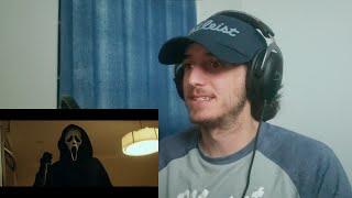Scream (2022) - Trailer Reaction   Daab the Great