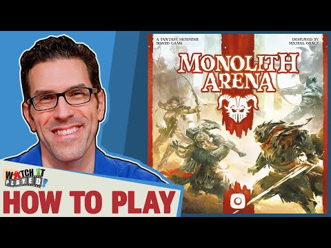 Monolith Arena - How To Play