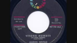 Aaron Neville    Wrong Number