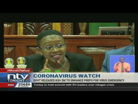 Sabina Chege calls health official pretending to have coronavirus symptoms