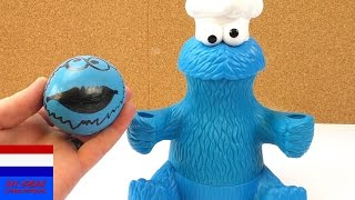 Alternatief Voor Orbeez-bal | Koekiemonster Stressbal Maken
