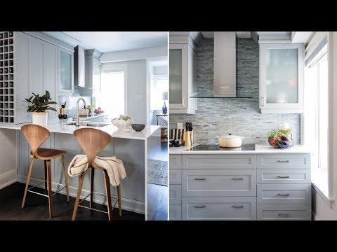 Interior Design: How To Make A Small Kitchen Feel Grand