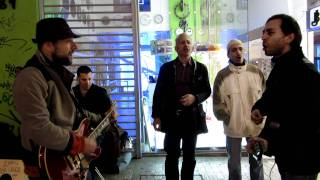 Ermou Crew: In A Manner Of Speaking (cover)