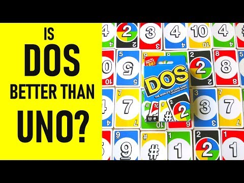 Is DOS better than UNO?
