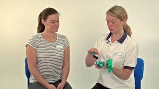 Physiotherapy Techniques   Acapella Device