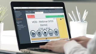 IMS Webcast CMS - die Live & VOD Streaming Plattform