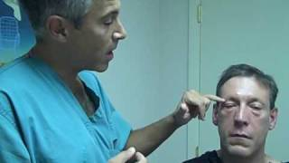 Upper and Lower Lid Blepharoplasty (Male)- Part 1