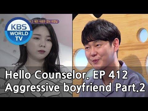 My boyfriend has a temper issue. Part.2 [Hello Counselor/ENG, THA/2019.05.13]