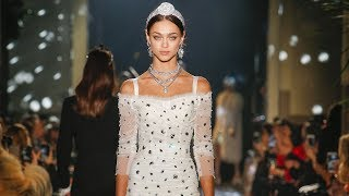 Dolce&Gabbana Fall Winter 2018/19 Womens Secrets&Diamonds Show