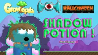 Growtopia | (Doppelganger ) Shadow Potion Using ! (1OFGT)