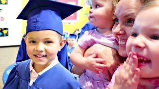 Kindergarten Graduation🎉