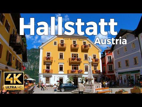 Traveling Through Hallstatt, the Most Beautiful Village of the World