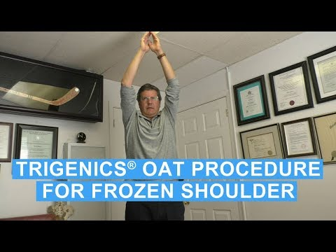 Colombian man has his frozen shoulder fixed by the OAT Procedure!