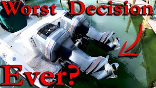 Outboards #1 PROBLEM!