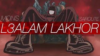 MONS - L3alam Lakhor ( Visualizer )