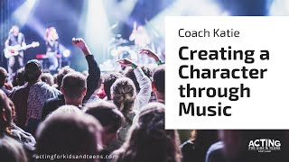 Build a Character Through Music