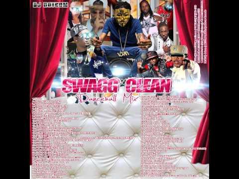 DJ DOTCOM SWAGG & CLEAN DANCEHALL MIX VOL 40 JANUARY 2016