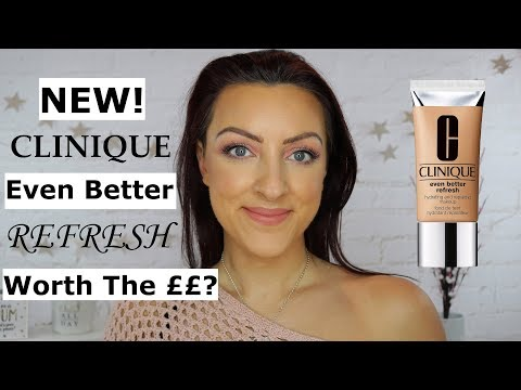 Even Better Refresh Hydrating And Repairing Makeup by Clinique #3