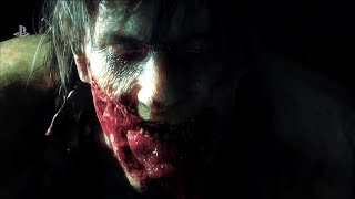Resident Evil 2 Remake Reveal Trailer - E3 2018