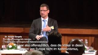 Páneurópai Konferencia Összefoglaló  – 2014